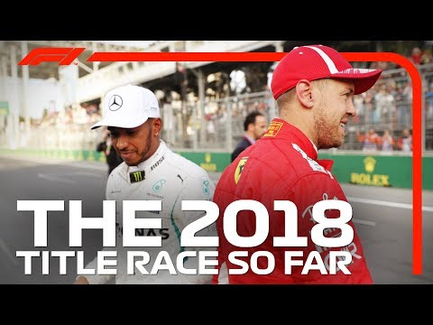 F1 2018 | How The Title Race Has Unfolded So Far