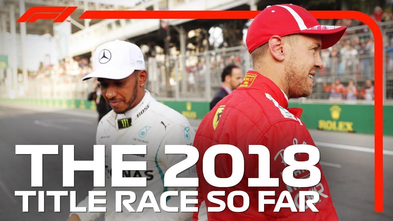 How The 2018 Title Race Has Unfolded So Far