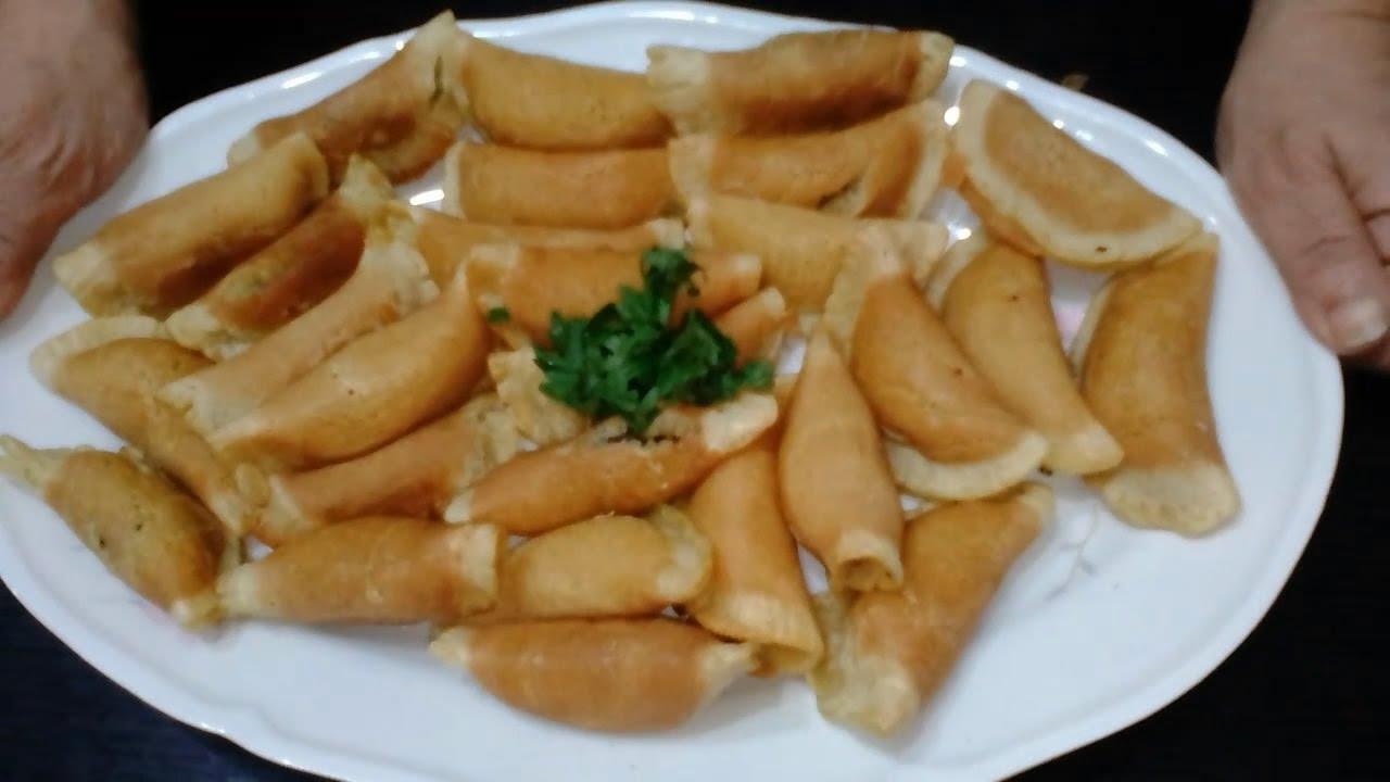 قطايف بطعم جديد/وخفيفة علي المعدة/وصفات رمضان