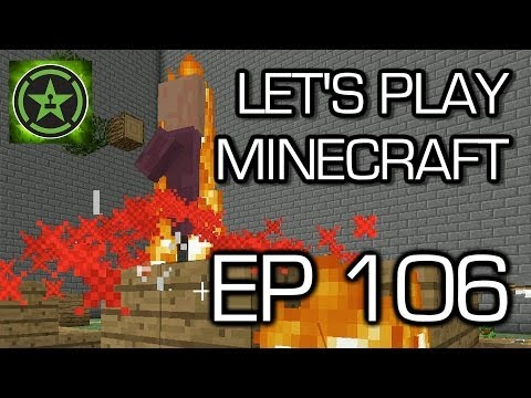 Let's Play Minecraft: Ep. 106 - Bodyguards