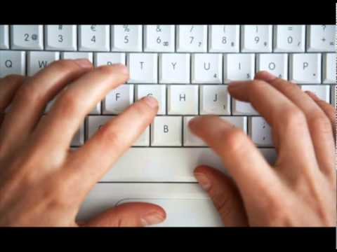 Computer Keyboard Sound Effect  [HD]