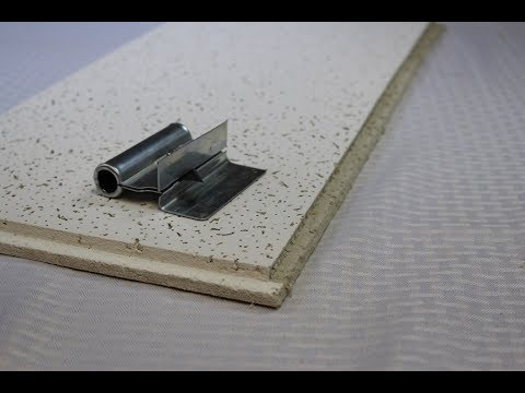 How To Cut Ceiling Tiles Www Energywarden Net