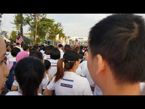 Anak anak Malaysia Walk 2018