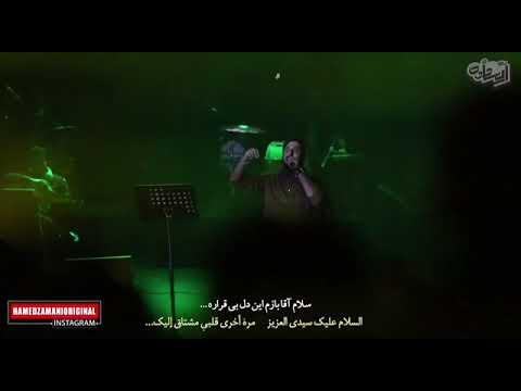 Deltang (Concert) - Hamed Zamani