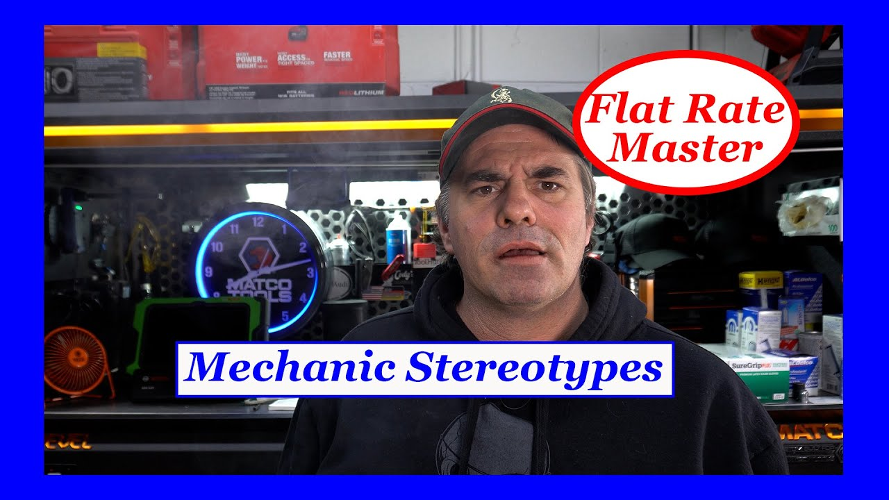 Mechanic Stereotypes