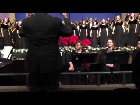 Noel - Presented by the Bentonville High School Choral Department - Video 001