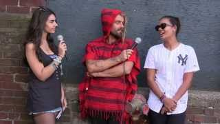 Interview with Xavier Rudd
