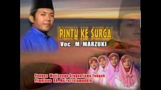 M Marzuki - Pintu Ke Surga  (Official Music Video)