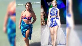Awesome body transformation and weight loss