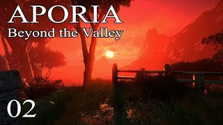 Aporia: Beyond the Valley [002] [Die Heilkraft der Pflanzen] Let's Play Gameplay Deutsch German thumbnail