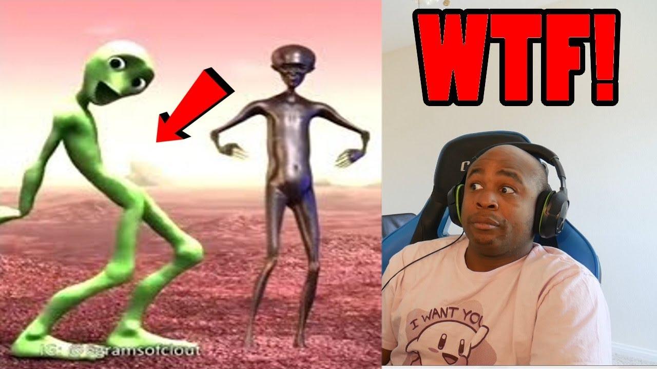 Alien Meme Song Download - Alba Fun