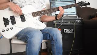 Motley Crue Dr Feelgood Bass Cover Bass Tabs Youtube