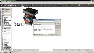Microsoft Bookshelf 95
