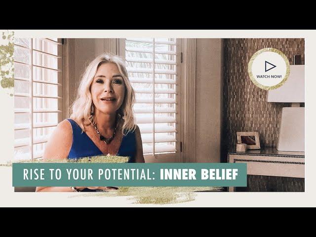 How To Build Inner Belief