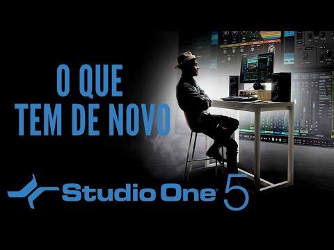 Studio One 5 Principais Novidades na Prática