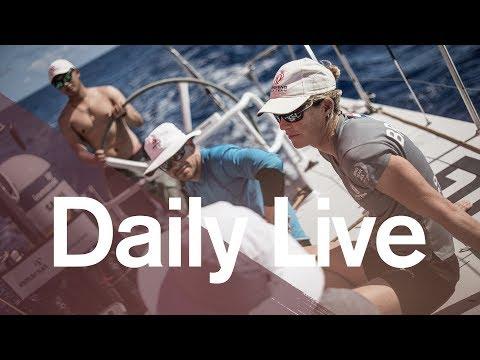 Daily Live – Thursday 22 February | Volvo Ocean Race