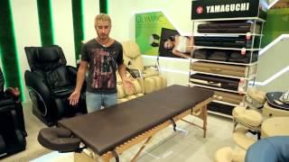 видео купить стол массажный в москве