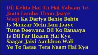 chehra hai ya karaoke with my voice - learn singing