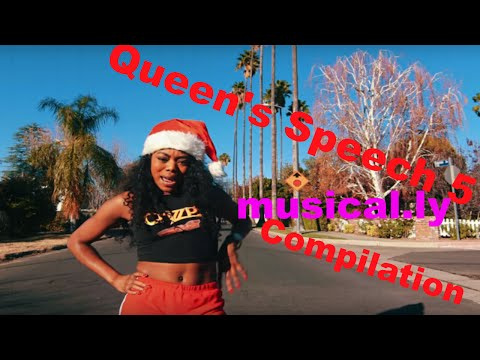 Queen's Speech 5 musical.ly Compilation | Lady Leshurr - Queen's Speech EP.5