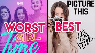 Annie LeBlanc's BEST and WORST Songs!
