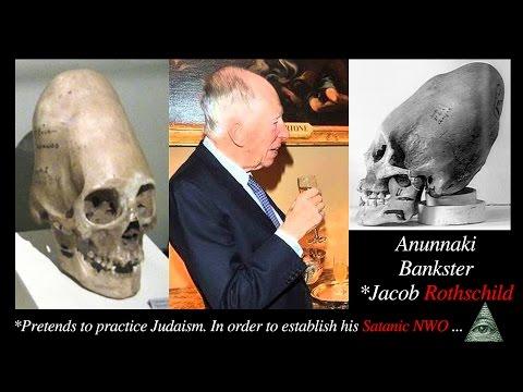 Jacob Rothschild. Anunnaki-Reptilian. Bankster. PINDAR - The Lizard King