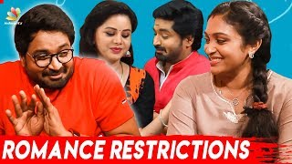Sreeja's Strict Conditions For Senthil I Couple Interview I Vijay TV, Saravanan Meenatchi