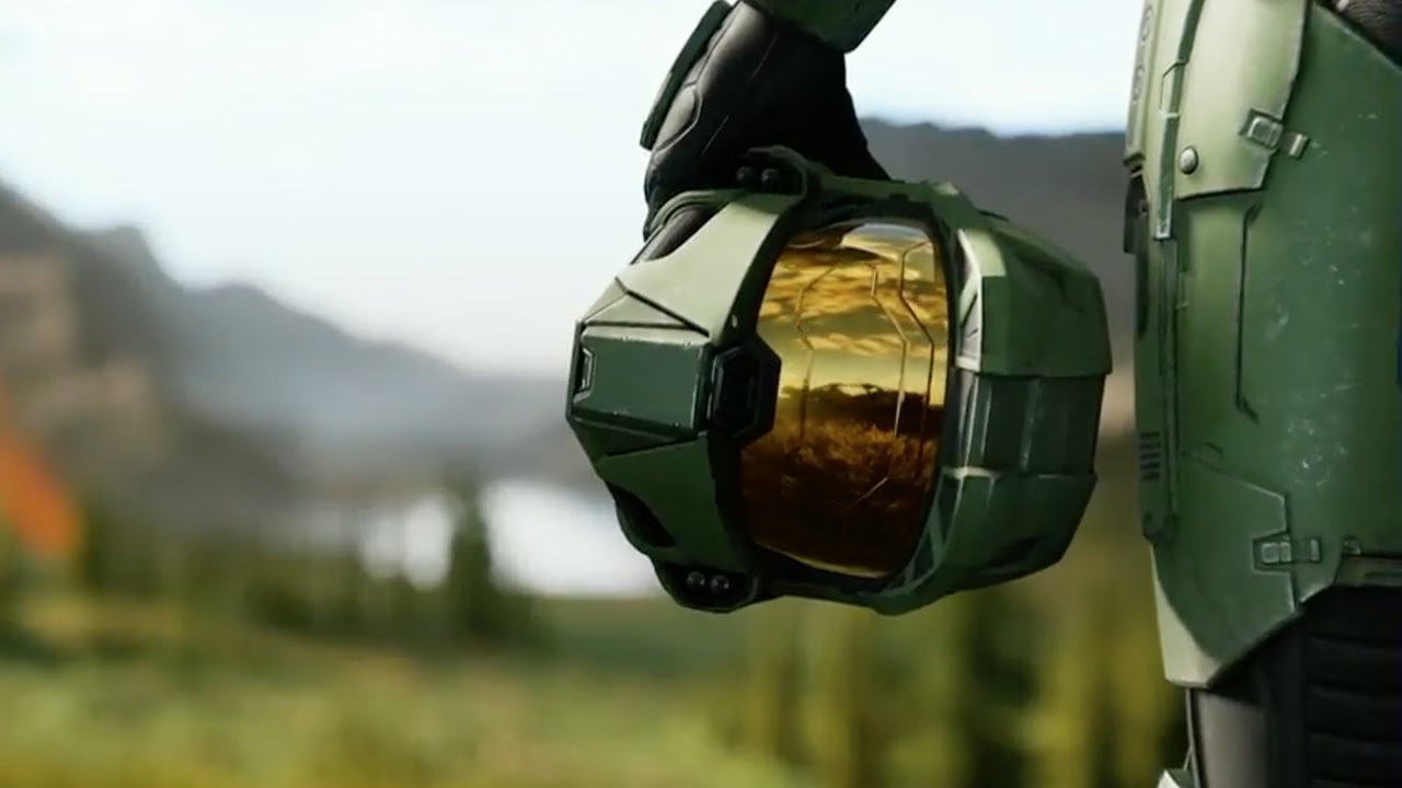 Halo Infinite Announcement Trailer Microsoft Xbox E3