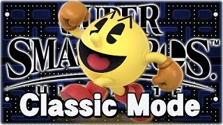 Let's Play Super Smash Bros. Ultimate! Classic Mode [PAC-MAN]