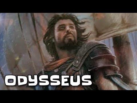 Kisah Odysseus  Pahlawan Mitologi Yunani