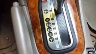 Аварийный режим акпп Nissan Maxima. Самодиагностика.(, 2016-08-14T11:27:34.000Z)