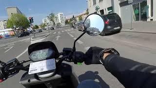 Indigo weel scooter test (sous-titres)
