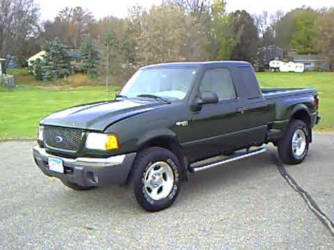 2001 Ford Ranger Xlt Youtube
