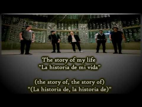 One Direction - Story Of My Life Lyric/Letra Ingles/Español