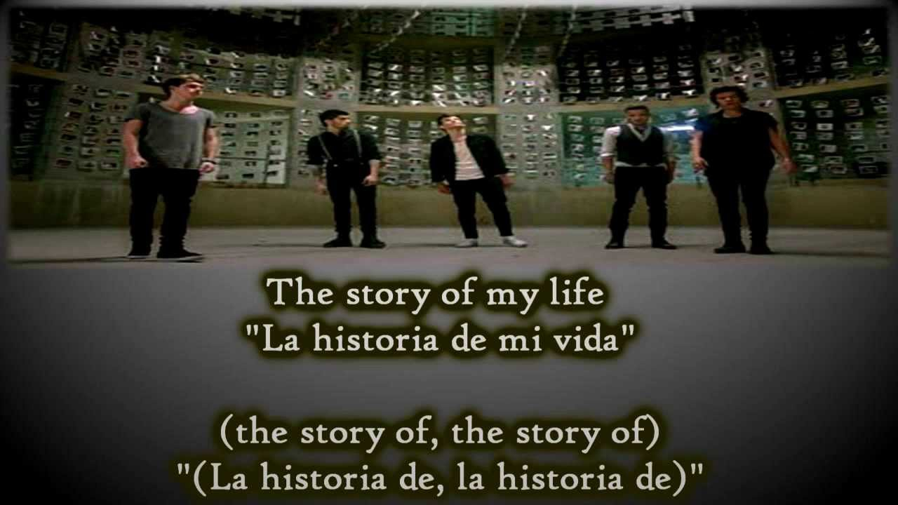 Story of our lives one direction download