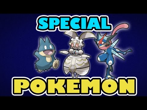 SPECIAL POKEMON YOU NEED TO GET FOR POKEMON SUN AND POKEMON MOON!!!