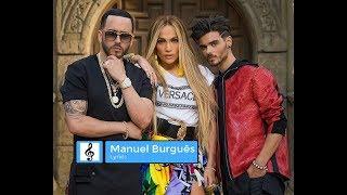 Abraham Mateo, Yandel & Jennifer Lopez - Se Acabo el Amor (Urban Version) | Lyrics video