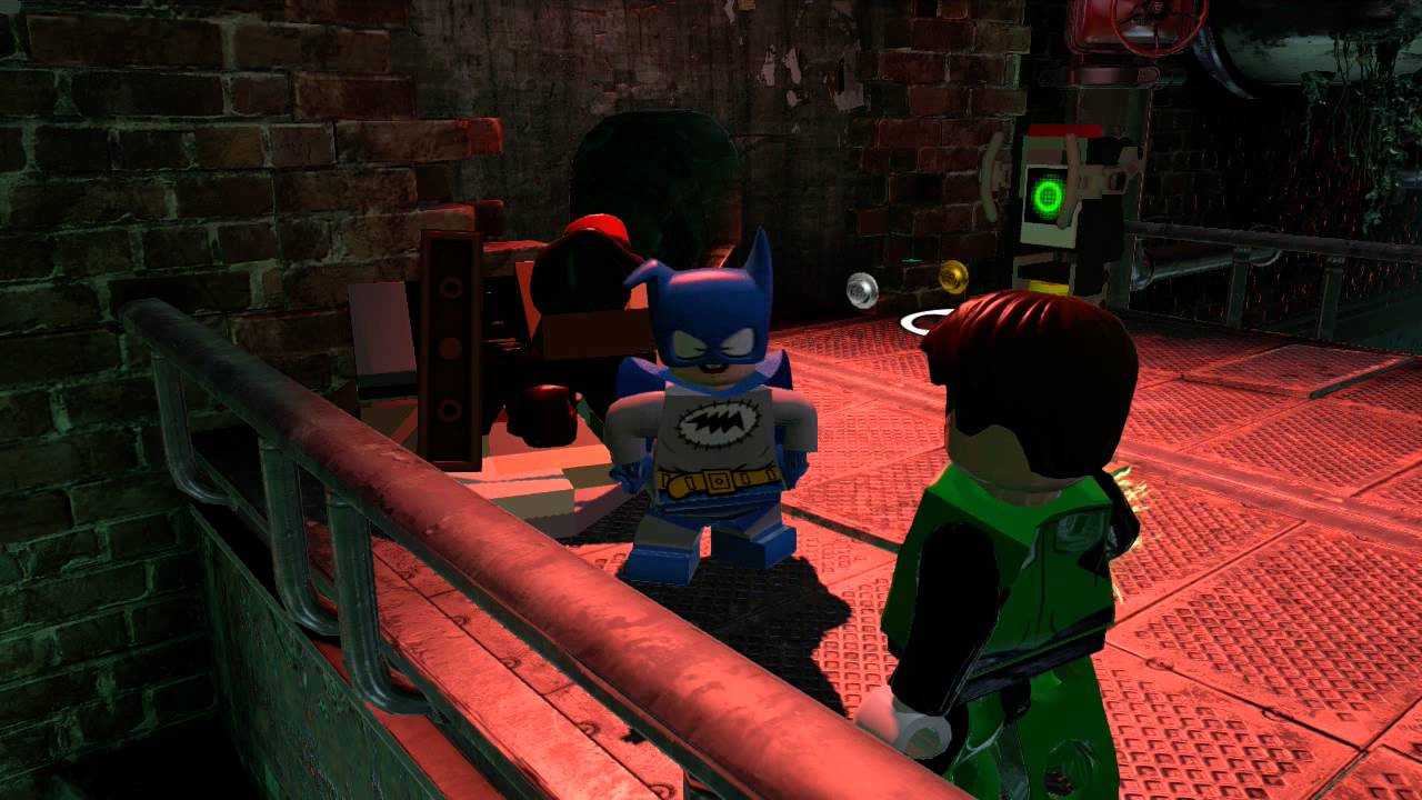 Lego Batman 3 Beyond Gotham How to unlock Bane,Black Manta ...