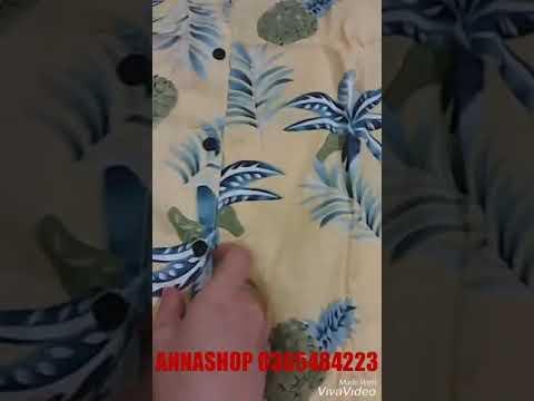 Pijama Trái Cây đi Biển Siêu Dễ Thương - ANNASHOP 0365484223