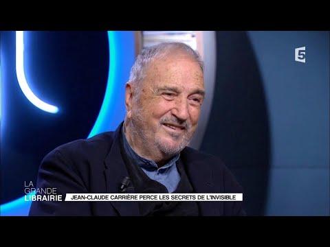Les conversations autour de l'invisible de JeanClaude Carrière