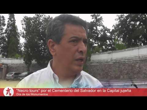 """""""Necro Tours"""": Recorrido por el Cementerio del Salvador"""