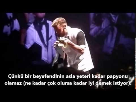 Justin Timberlake Ve Ona Papyon Hediye Eden 10 Yaşındaki Hayranı Sal