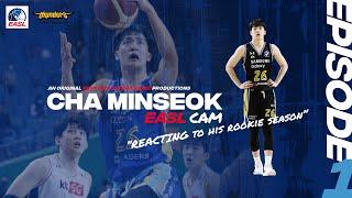 CHA MIN SEOK Reacts to His Rookie Season | EASL CAM (Ep.1)