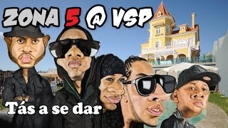 New Angolan music @ VSP Zona 5 - Tás a se Dar (Official Music Video)