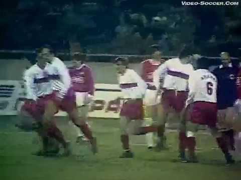 Арарат (Ереван, СССР) - СПАРТАК 1:3, Чемпионат СССР - 1990