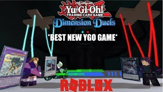 Must Play Yu-Gi- Oh Game | Roblox