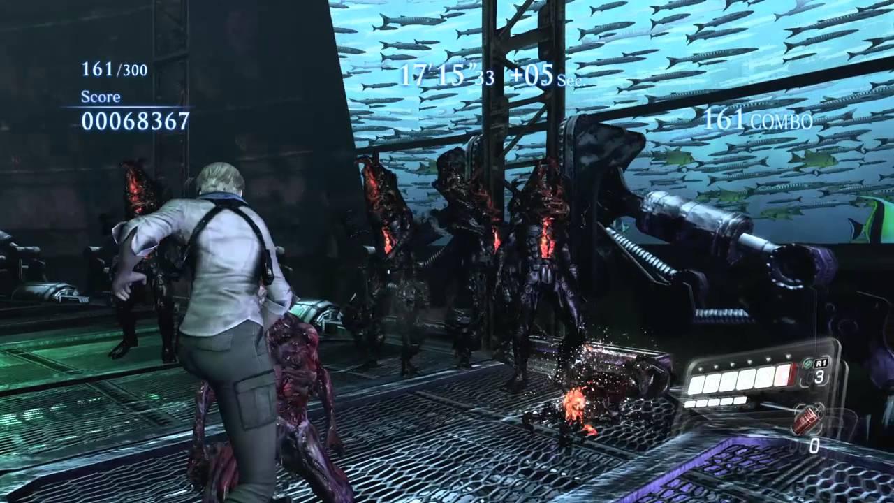 Jill Battlesuit (RE5) Showcase - Resident Evil 6