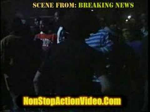 Reporter Attacked By Angry Mob
