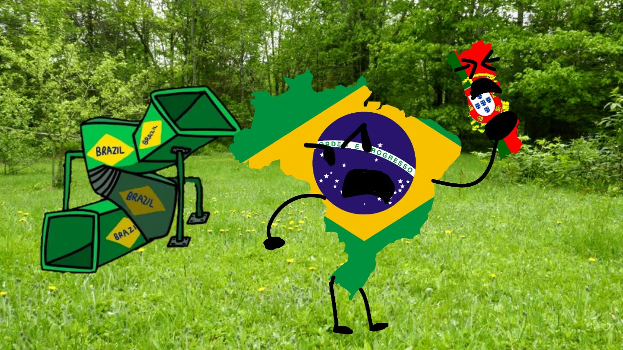 YOU ARE GOING TO BRAZIL!!!!!!!!!