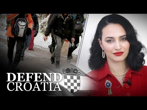 Media Smears Croatia Over Migrant Pushback on Bosnian Border | Martina Markota