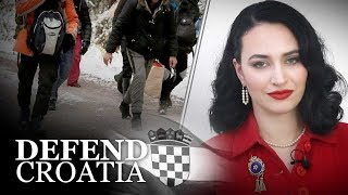 Media Smears Croatia Over Migrant Pushback on Bosnian Border | Martina Markota